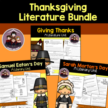 Thanksgiving Literature Bundle