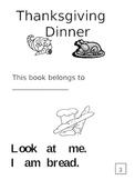 Thanksgiving Little Book