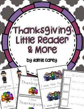 Thanksgiving Little Reader & More