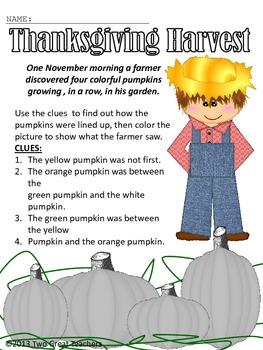 Thanksgiving Logic