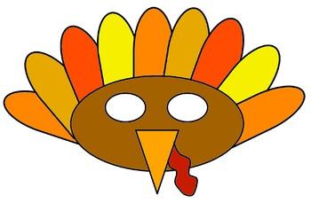 Thanksgiving Masks/Hat
