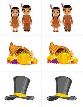 Thanksgiving Grades 1 - 3