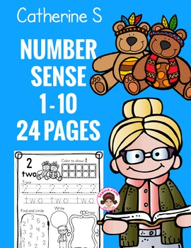 Tracing Numbers 1 - 10