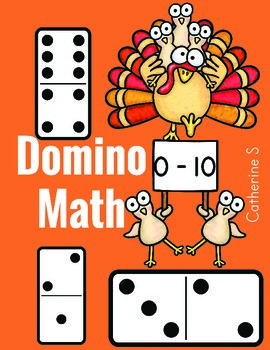 Domino Math Thanksgiving Math
