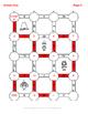 Thanksgiving Math: 2-Digit Subtraction Maze