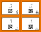 Thanksgiving Math: 2-Digit and 1-Digit Subtraction QR Code Task Cards