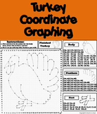 Fun Thanksgiving Activity: Coordinate Graphing Picture and Ordered Pairs