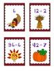 Thanksgiving Math: Division Game