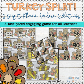 Place Value: Thanksgiving Math