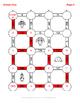 Thanksgiving Math: 3-Digit Subtraction Maze
