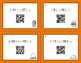 Thanksgiving Math: Absolute Value - Addition & Subtraction QR Code Task Cards