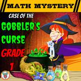 Thanksgiving Math Activity: Math Mystery {GRADE 1}
