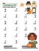 """""""Thanksgiving Math"""" Add and Subtract Within 20 Common Core Fun! (color version)"""