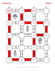 Thanksgiving Math: Adding Unlike Fractions Maze