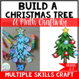 Christmas Math - Build a Christmas Tree