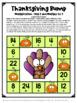 Thanksgiving Free: Thanksgiving Math Bump Games