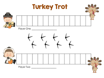 Thanksgiving Math Center Activities