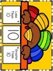 Thanksgiving Math Center - Greater or Less than 10 - Sorting Mats
