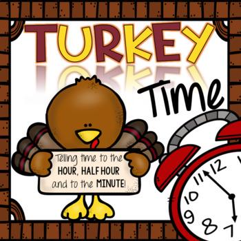 Turkey Math Centers