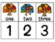 Thanksgiving Math Centers & Sorts
