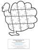Thanksgiving Math Centers: Subtraction Turkey Puzzles