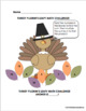 Thanksgiving Math Challenges Centers!  Early Finishers!