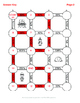 Thanksgiving Math: Converting Decimals to Percents Maze