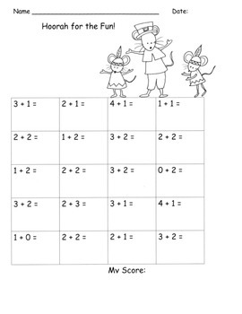 Thanksgiving Math ELA PACK: Printable books, Writing, Numbers, Addition