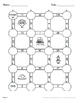 Thanksgiving Math: Equivalent Fractions Maze