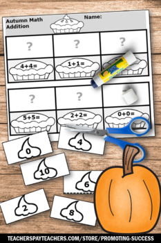 Math Worksheets, Kindergarten Addition and Subtraction Review