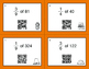 Thanksgiving Math: Fractions of a Set QR Code Task Cards