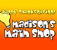 Thanksgiving Math Fun (Interactive Freebie for Grades 3-5)