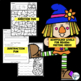 Thanksgiving Math Activities/ Task Cards/ Games/ Printables Fun Pack