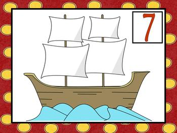 Thanksgiving Math Games 1-12