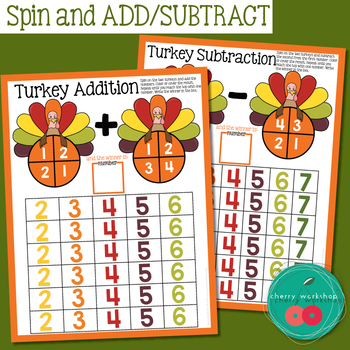 Thanksgiving Math Games