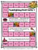 Thanksgiving Math Games First Grade: Fun Thanksgiving Activities for Math