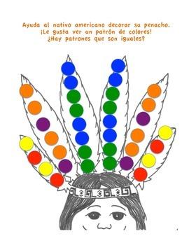 Thanksgiving Math Games in Spanish juegos de matematicas