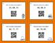 Thanksgiving Math: Mean QR Code Task Cards