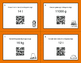 Thanksgiving Math: Metric Weight Conversions QR Code Task Cards