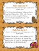Thanksgiving Math: Multi-Step Word Problem Task Cards (3rd-5th grades)
