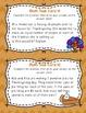 Thanksgiving Math: Multi-Step Word Problem Task Cards (3rd