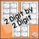 Thanksgiving Multiplication: 2 Digit by 2 Digit Area Model
