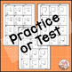 """Thanksgiving Math """"Multiplication Practice"""" (2 Digit by 2 Digit Area Model)"""