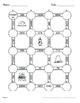 Thanksgiving Math: Multiplication Maze(Multiples of 10, 10