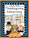 Thanksgiving Math Patterning