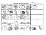 Thanksgiving Math Patterns