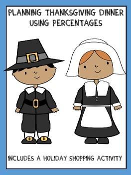 Thanksgiving Math: Percent