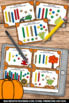 Thanksgiving Place Value Math Games & Activities Kindergar