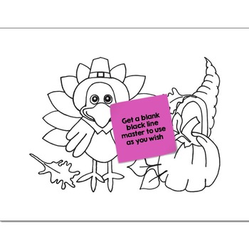 Add & Subtract Decimals Math Practice Thanksgiving Color by Number