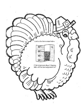 Thanksgiving Math Problems For bulletin Board